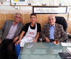 Galip Demirel ile birlikte